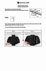 Rower Instructions    Service Manual  U2013 Echelon Support