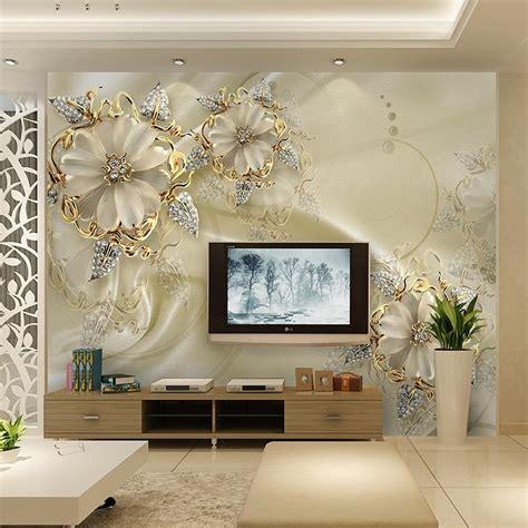 custom photo wallpaper  walls european morder luxury