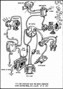Voltage Regulator Wiring Diagram F