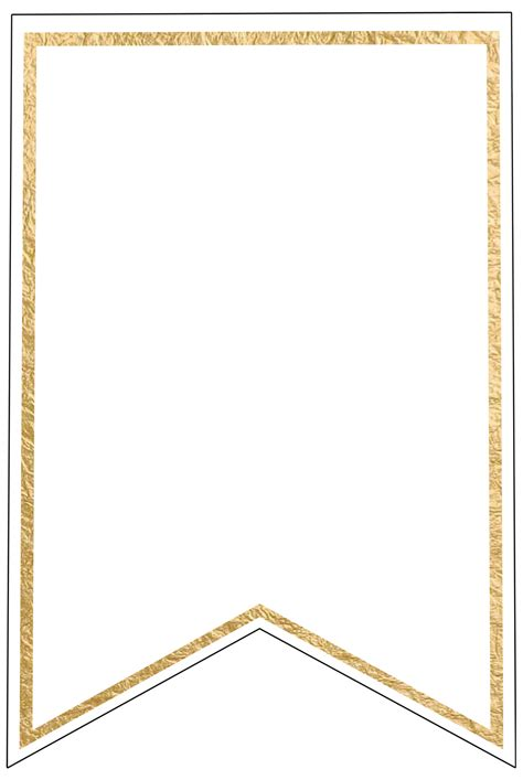 printable banner templates blank banners paper