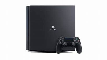 Ps4 Playstation Pro Pluspng Consoles Sony 4k