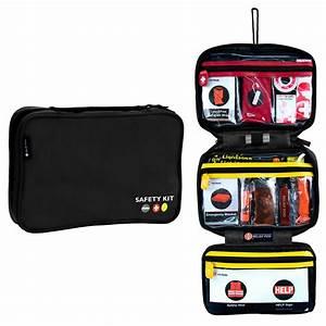 Emergency Roadside Assistance Kit  Pro 56 Items Roadside