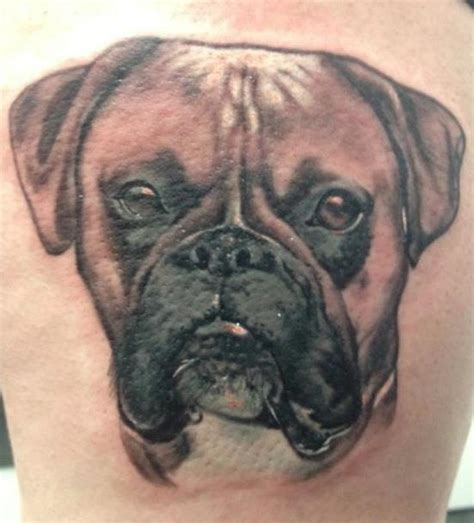 Boxer Tattoo )  Tattoos Pinterest