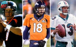 Who Is the Best NFL Quarterback of All Time