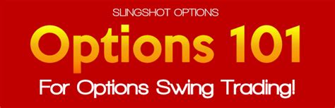 option swing trading slingshot options options trading