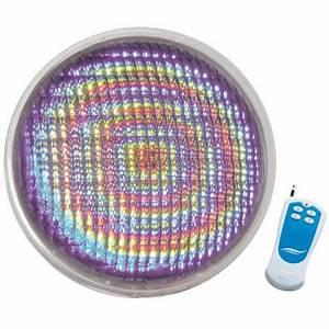 Lampe De Piscine : lampe couleurs seamaid 270 led t l commande ~ Premium-room.com Idées de Décoration