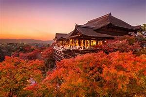 Blazing A Trail Through History In Kyoto  Japan