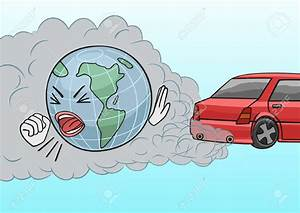 Smog clipart car pollution - Pencil and in color smog ...