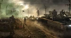 Soldiers war survarium survival zone military battle tank ...