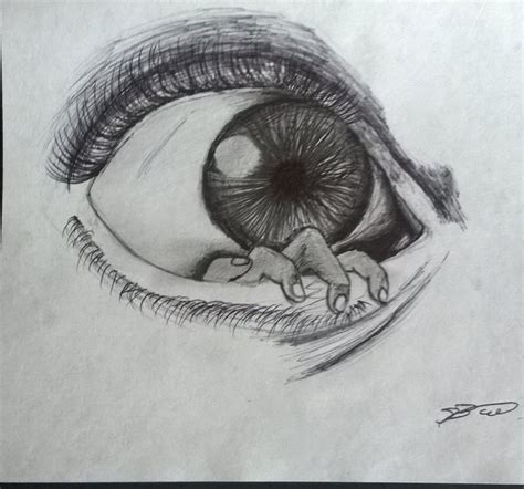 eye  drawing  sammaboy  deviantart