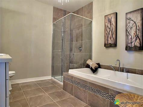 salle de bain mosaique salle de bain beige