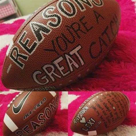 lexis boyfriend valentines birthday football sports