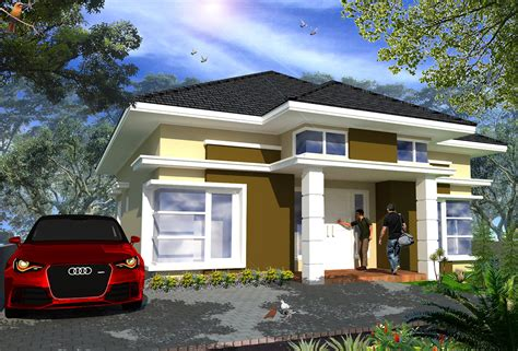 desain rumah minimalis modern multidesain arsitek