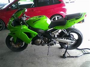 In My  Humble  Opinion  Kawasaki Ninja Zx
