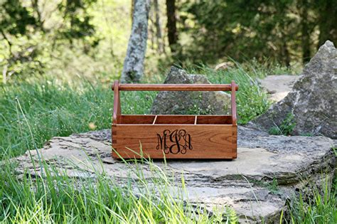 Wooden Groom Box