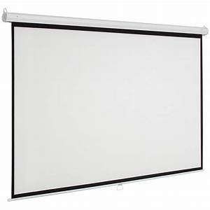 Projector Screen 240x240 Wall Mount Manual