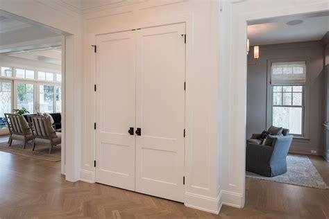 Customized Closet Doors by Custom Interior Doors In Chicago Illinois Glenview Haus