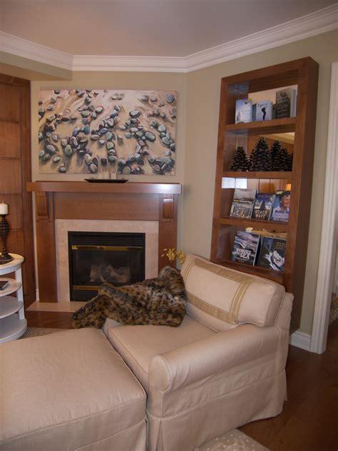see through bookshelf pretty mantel shelves in living room farmhouse with patio