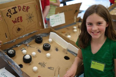 thinking tinkering    camp invention