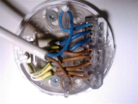 Ceiling Light Wiring Overclockers Forums