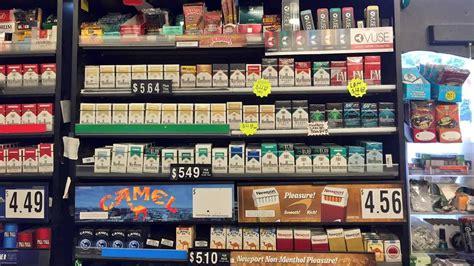 bill  remove tobacco  convenience grocery stores