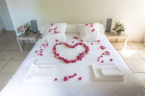 chambre nuptiale décoration chambre nuptiale