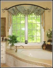 custom curved bay window curtain rod curtains home