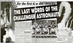 Were Challenger Astronauts Bodies Recovered (page 2 ...