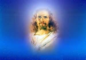 Jesus Cross On Face