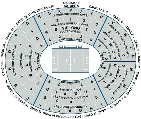 Mappa Juventus Stadium Ingressi by Hellas Verona Official Website