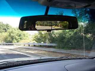 Traveling Lighter The Rear View Mirror