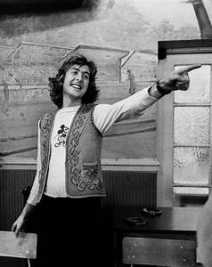 Super Seventies — Eric Idle during the rehearsals of ...