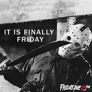 Friday the 13th - Home | Facebook