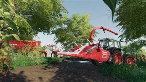 Kemper Champion 3000 V1000 Fs19 Farming Simulator 19