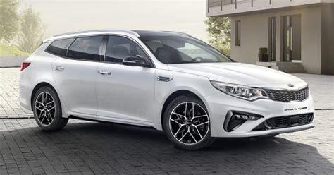 Who Makes Kia Optima by 2019 Kia Optima Facelift Makes Its European Debut