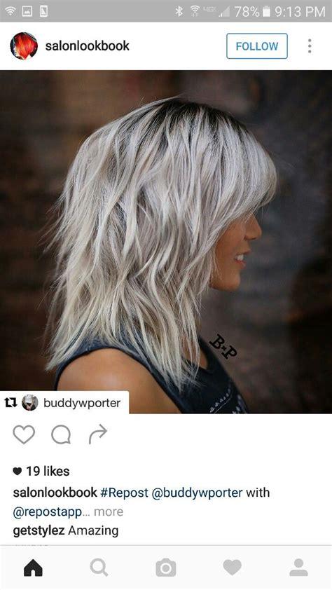 love  cut   hairy hair blonde layered