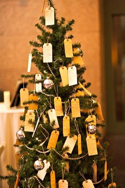 christmas wedding wish tree i want to do this and have