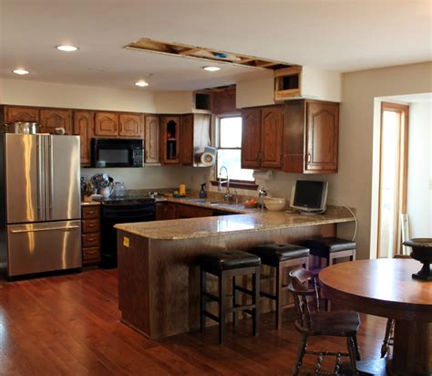 the great wieda adventure new kitchen or at least half