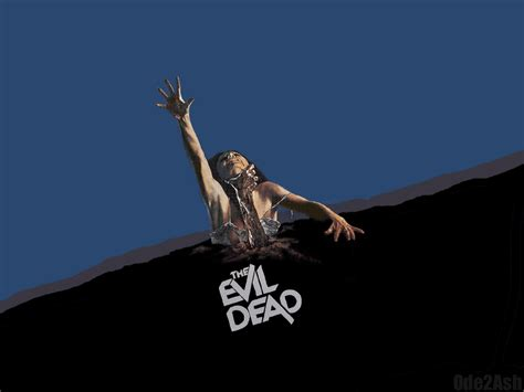 Between The Seats Sam Raimi Marathon The Evil Dead