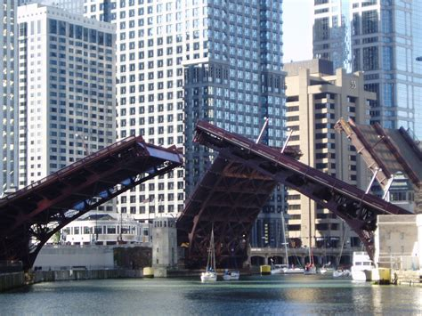 Chicago River Boat Tours by Chicago River Bridges Tour Wendella Boats