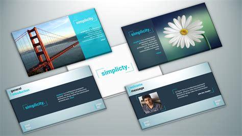 powerpoint  title  design simplicity