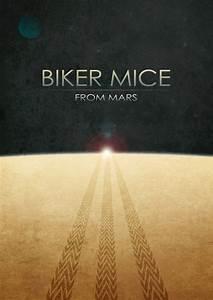 Biker Mice from Mars Poster by Al-Pennyworth on DeviantArt