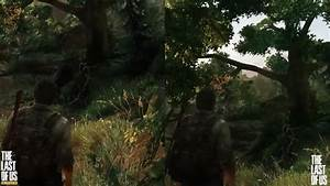 The Last Of Us Remastered PS3 Vs PS4 Graphics Comparison
