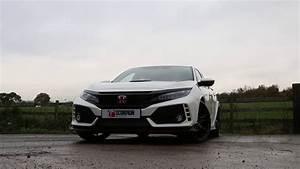Honda Civic Type R Cat-Back Exhaust Teaser - YouTube