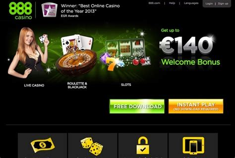 888 Casino Review Take A 100% Welcome Bonus Up To €140
