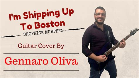 I'm Shipping Up To Boston (guitar Cover