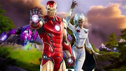 Fortnite Nexus War Season Marvel Update Wallpapers