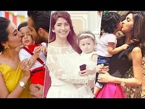 Pakistani Celebrities who have Cute Kids - YouTube