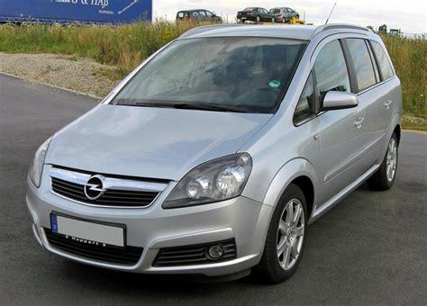 Opel Zafira by 2009 Opel Zafira Partsopen