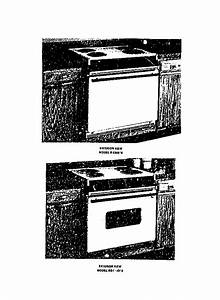 Frigidaire Model Reg533dl0 Slide